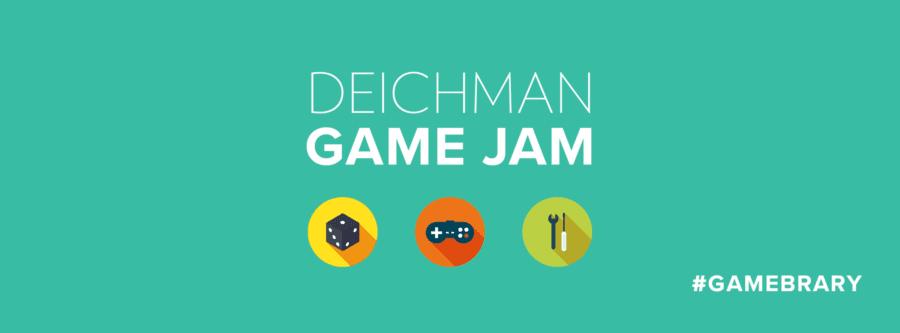 Deichman game jam hovedbilde