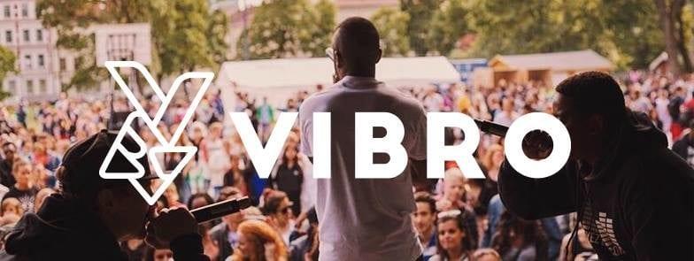 VIBROfestivalen 2016 hovedbilde