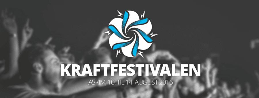 Kraftfestivalen 2016 hovedbilde