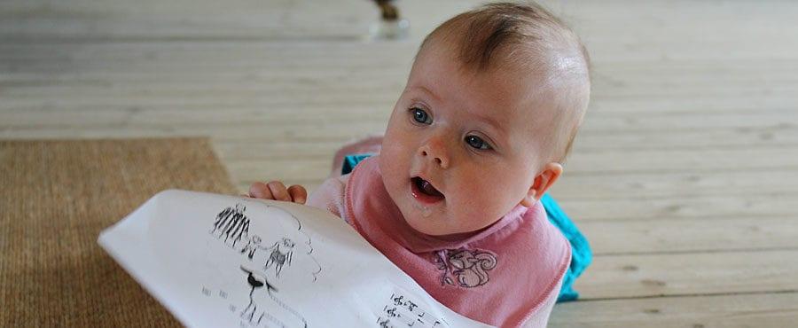 Babysang på Bymuseet hovedbilde