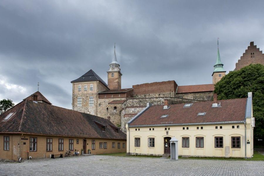 Omvisning på Akershus festning hovedbilde