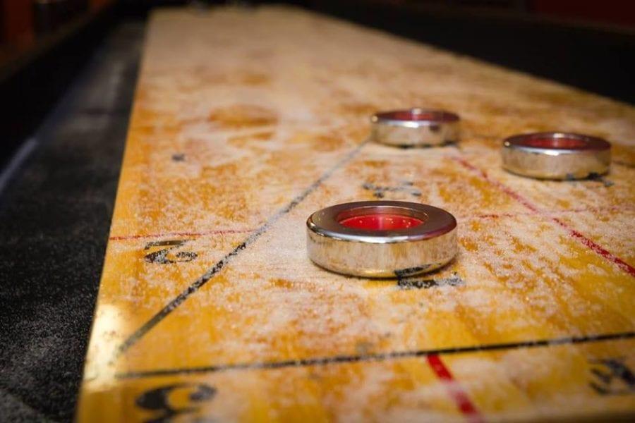 Shuffleboard turnering på Lekter`n hovedbilde