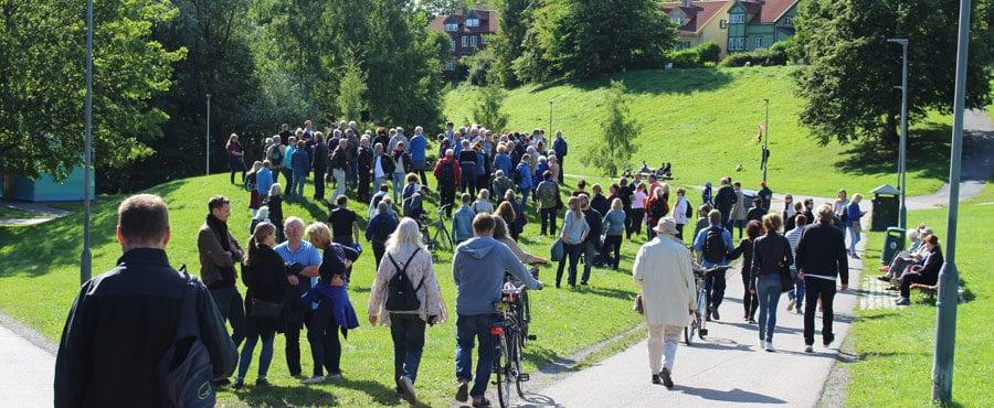Akerselva-maraton 2016: Hurra for den industrielle revolusjon! hovedbilde