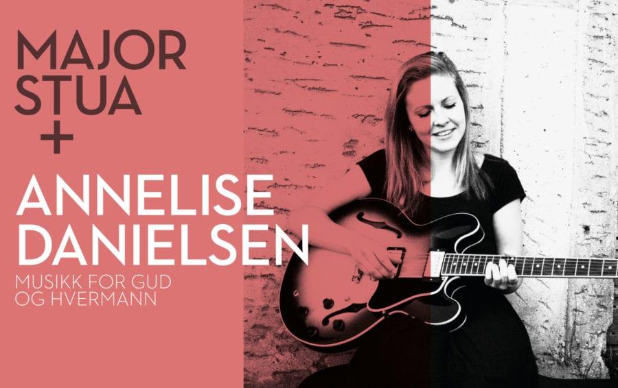 Konsert med Annelise Danielsen hovedbilde
