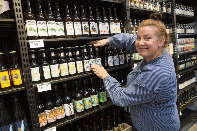 Damer & øl på Glassverket hovedbilde