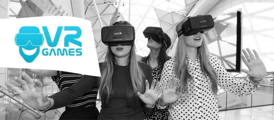 VR Games inviterer til åpen dag hovedbilde