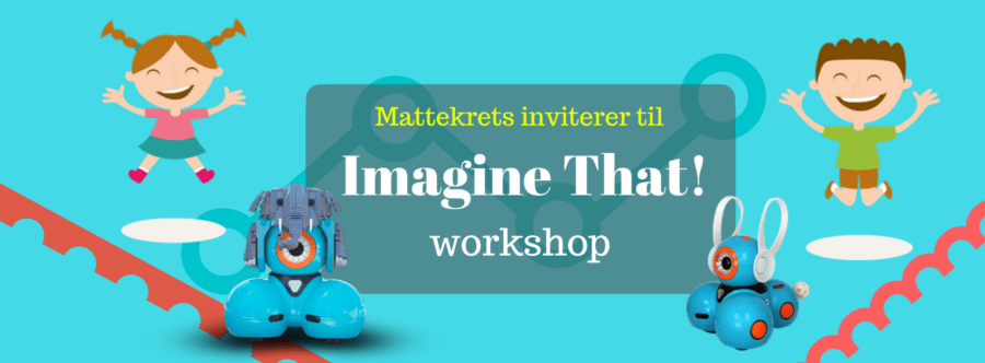 Imagine That! Workshop for kreative og innovative barn hovedbilde