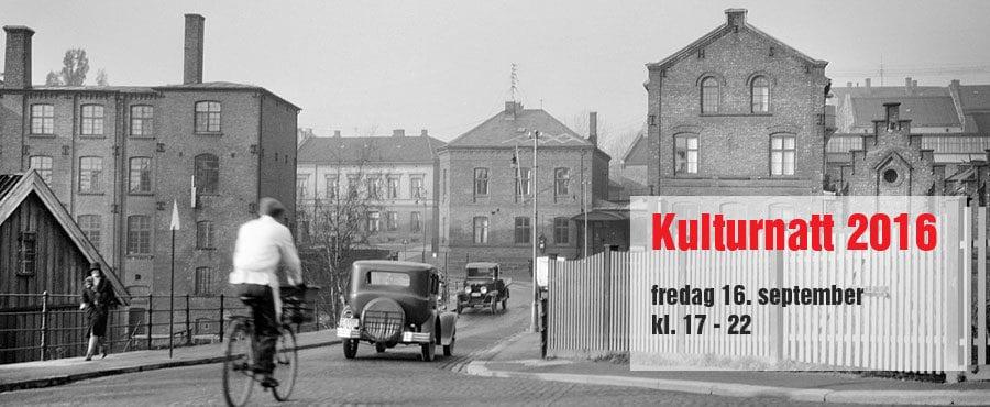 Kulturnatt: Fabrikkene ved Beierbrua hovedbilde