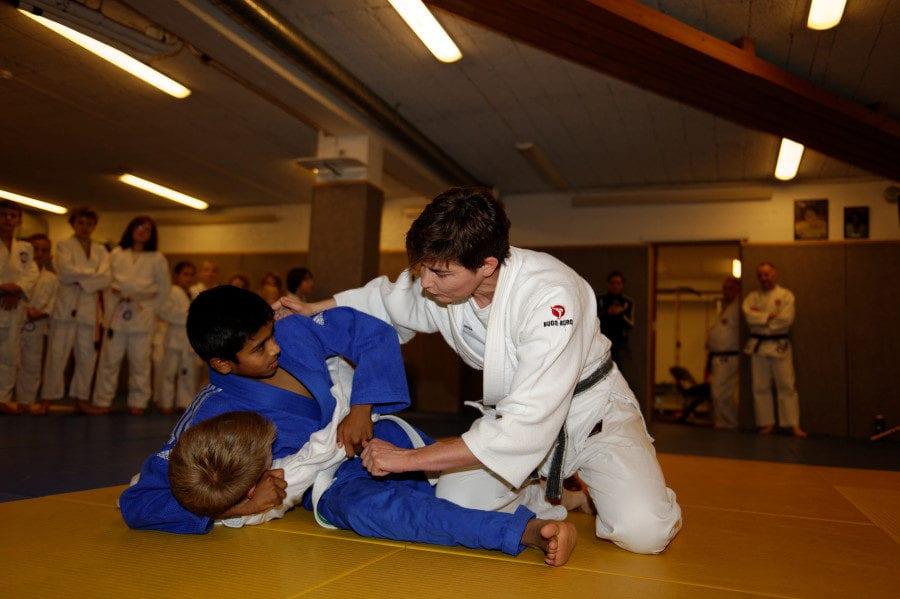 Judokurs for barn og unge hovedbilde
