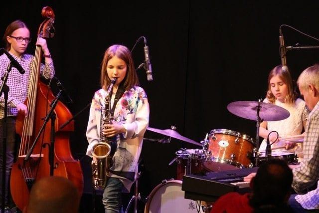 Barnas Jazzscene hovedbilde