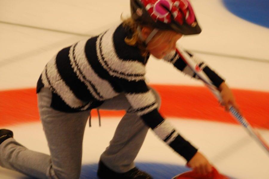 Nybegynnerkurs i curling hovedbilde