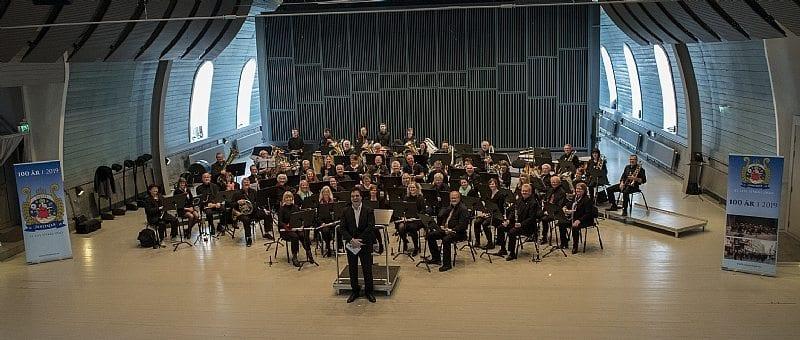 Musikalkonsert med Oslo Janitsjar hovedbilde