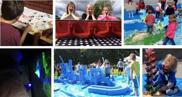 CityKids – oppdag, utforsk, skap, lek! hovedbilde