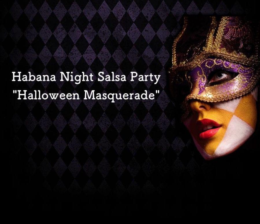 Halloween Masquerade hovedbilde