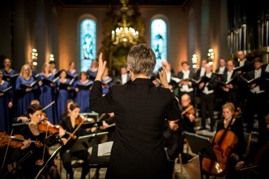 Allehelgenskonsert – Requiem av Fauré hovedbilde