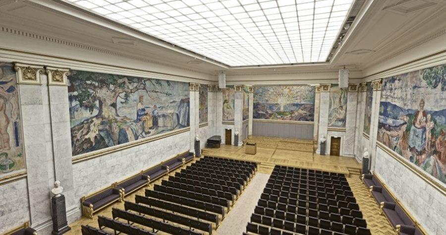 Åpning av Oslos Operafestival hovedbilde