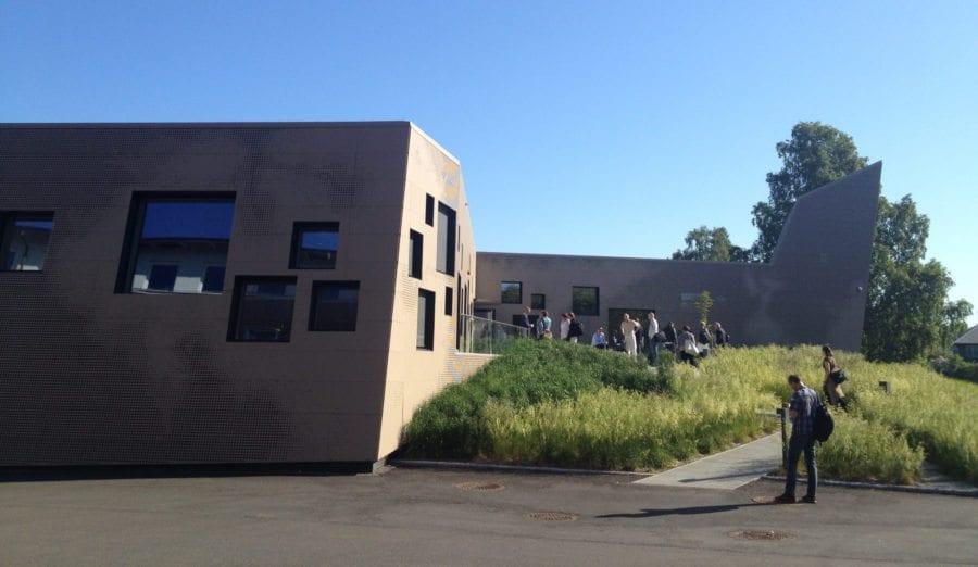 Åpent hus på Meteorologisk institutt hovedbilde