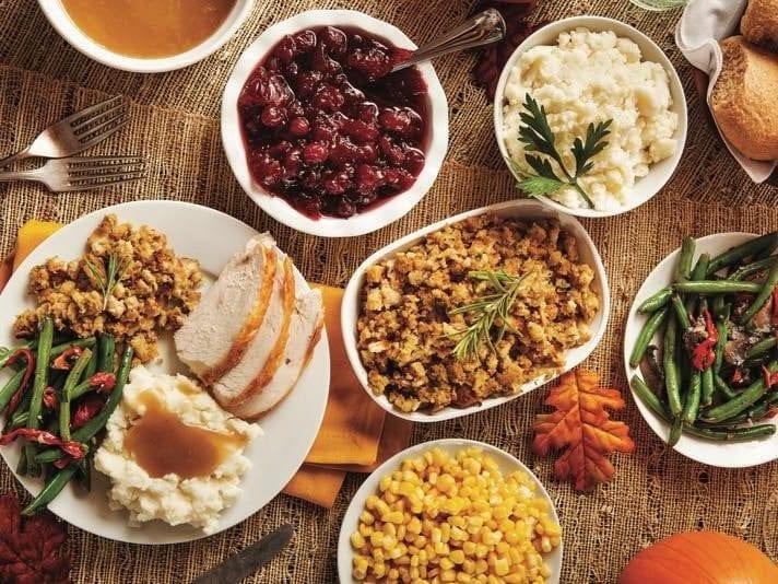 American Thanksgiving Middag! hovedbilde