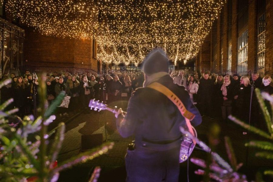 Åpning av julen på Aker Brygge hovedbilde