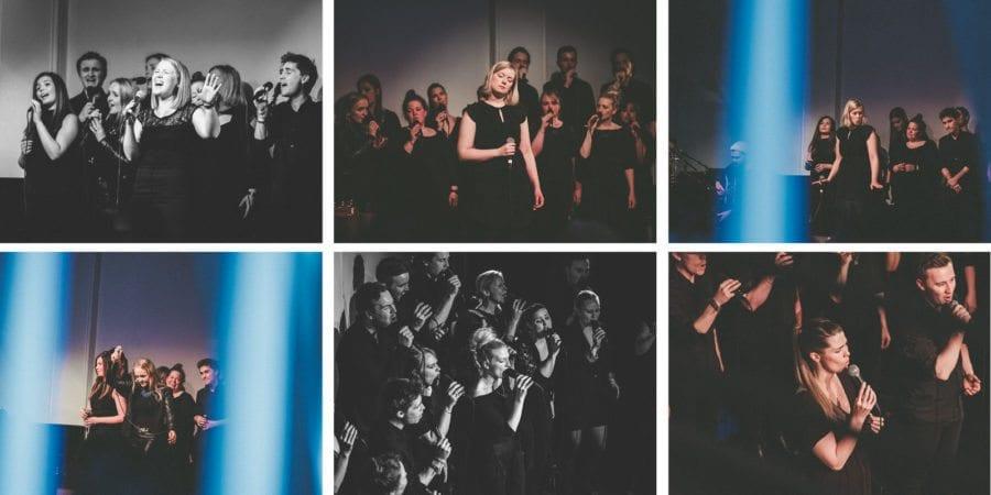 Førjulskonsert med Oslo Hit Ensemble hovedbilde