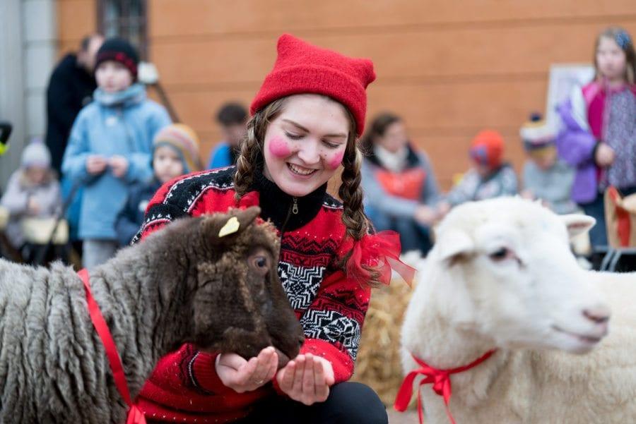 Jul på Bogstad hovedbilde