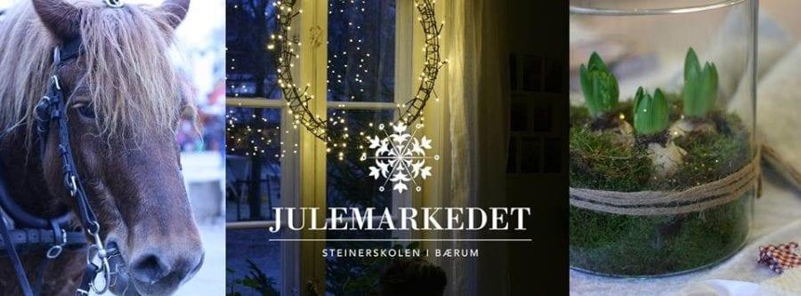 Julemarkedet på Steinerskolen i Bærum hovedbilde