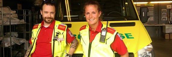 Åpen dag på alle ambulansestasjoner i Oslo og Akershus hovedbilde