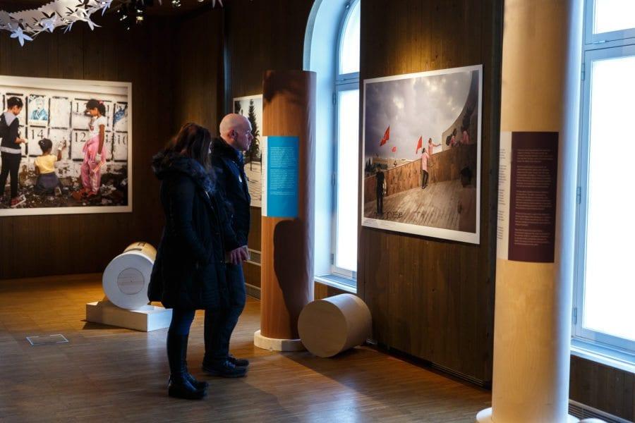 Ikke gå glipp av utstillingen Den tunisiske metode hovedbilde