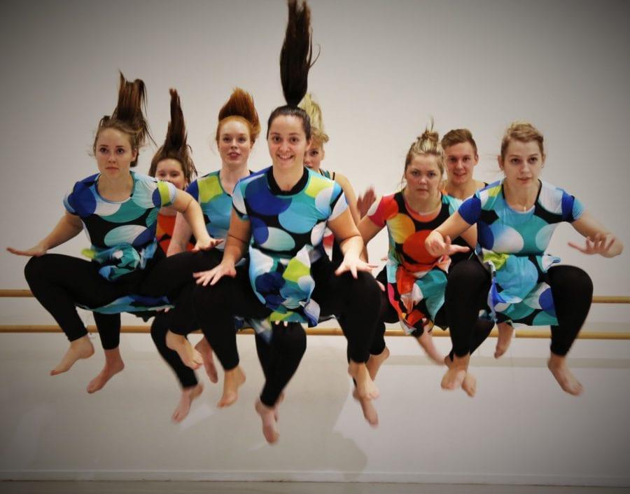 Danseforestillingen ROOTS hovedbilde
