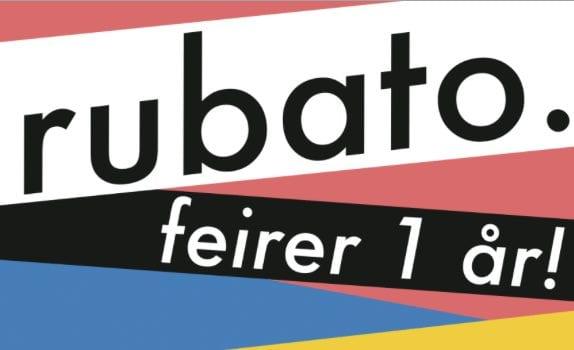 Rubato.no feirer 1 år! hovedbilde