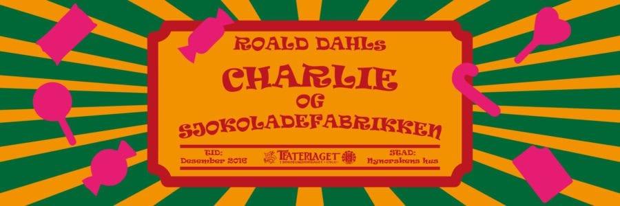 Charlie og sjokoladefabrikken hovedbilde