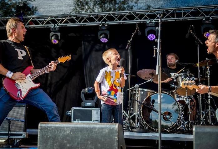 PLOPP – Rockekonsert for barn hovedbilde