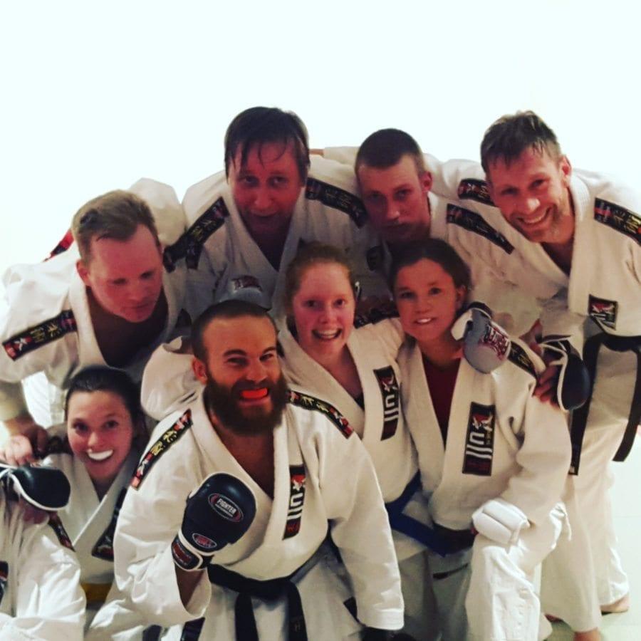 Aktivitetsdag hos Oslo Ju Jitsuklubb hovedbilde
