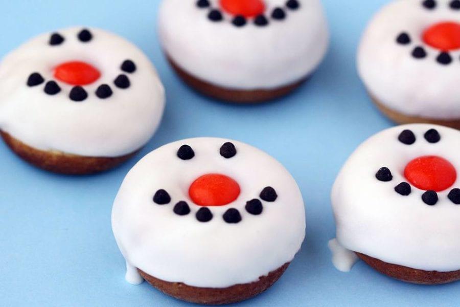 Juledoughnuts på MESH! hovedbilde