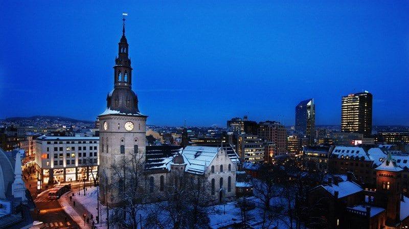 Juleaftengudstjenester i Oslo hovedbilde