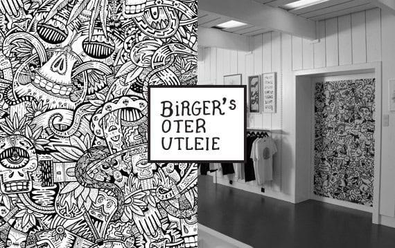 Birgers Oterutleie – salgsutstilling hovedbilde