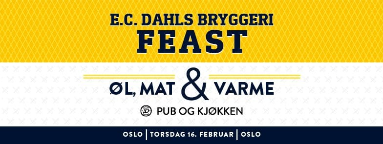 E.C Dahls Pop-Up Feast hovedbilde
