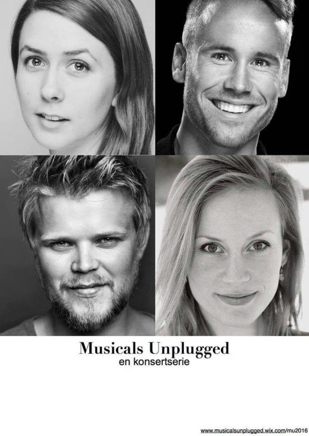 Musicals Unplugged – en konsertserie hovedbilde