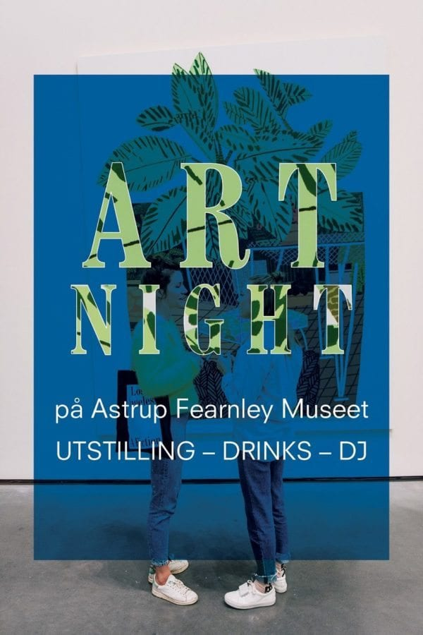 Siste L.A. Art Night på Astrup Fearnley Museet hovedbilde