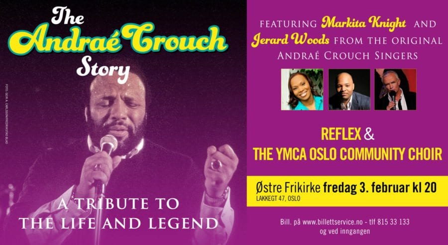 The Andraé Crouch Story