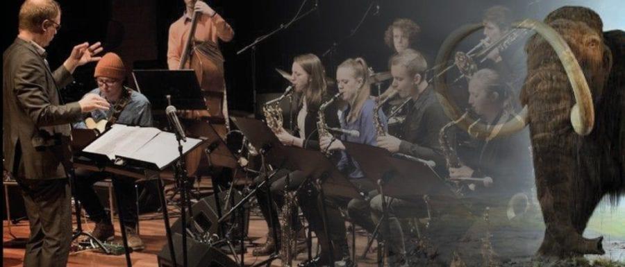 NMH Mammut-storband feat. Magnus Bakken hovedbilde