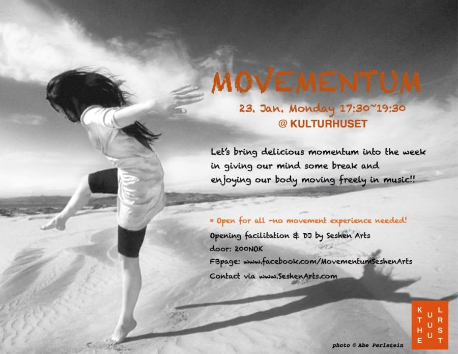 Movementum -After work free movement with DJ hovedbilde