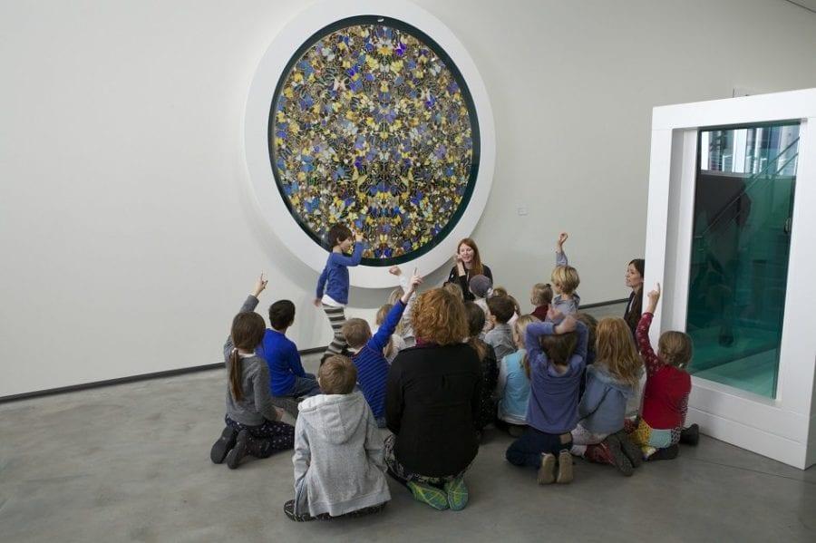 Rasmusklubben: Buddhisme i kunsten