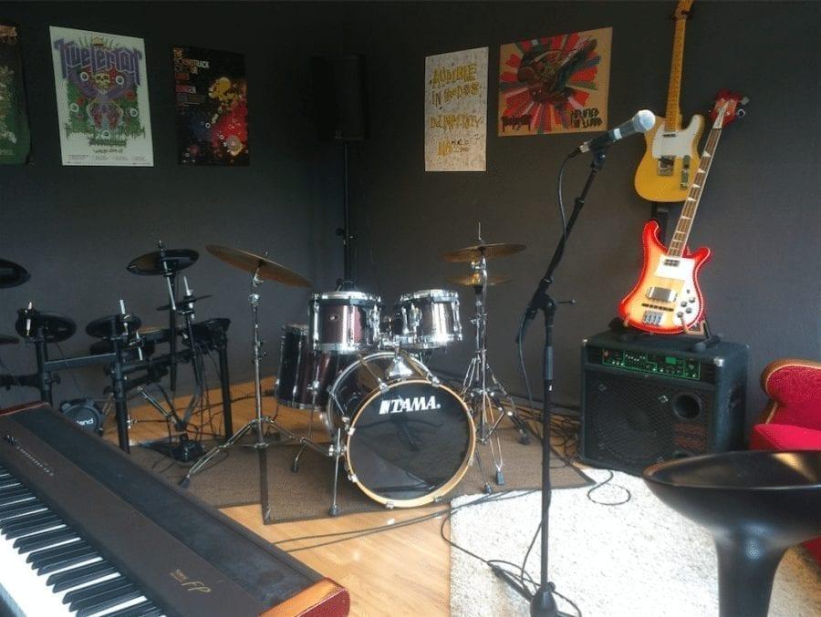 Bandworkshop på POPrommet hovedbilde