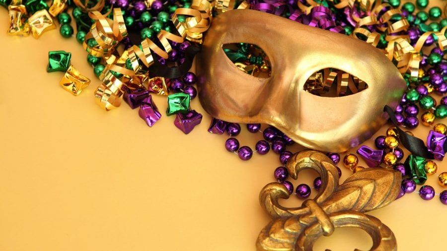 Mardi Gras: middag, turné & show! hovedbilde