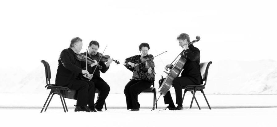 Konsert med Engegårdkvartetten hovedbilde