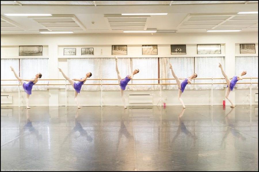 Sommertrening i klassisk ballett med DNBS hovedbilde
