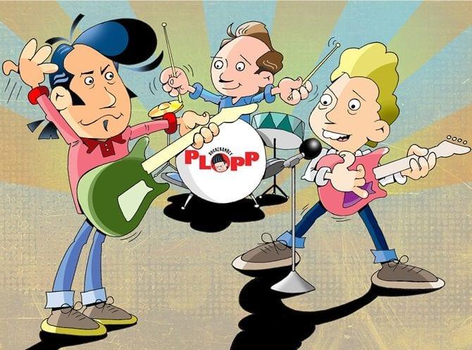 PLOPP- Rockematine hovedbilde