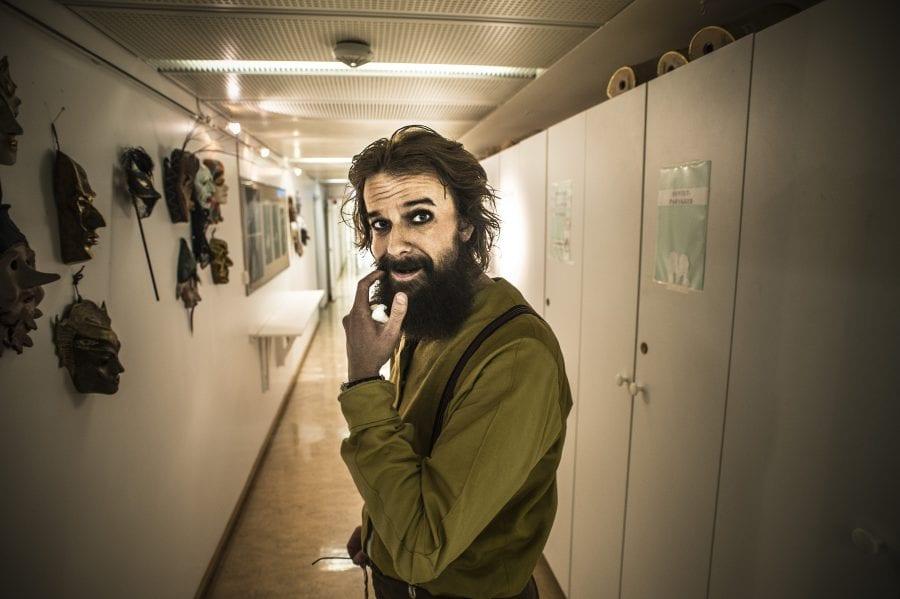 Omvisning på Det Norske Teatret