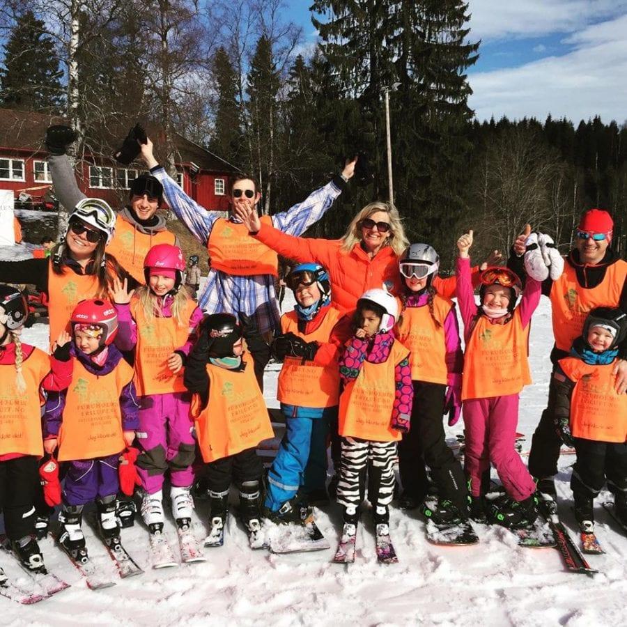 Vintercamp i vinterferien hovedbilde
